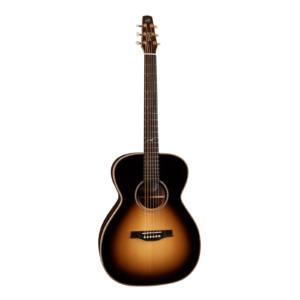 chitarra acustica amplificata Seagull Artist Studio Concert Hall Sunburst Element
