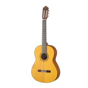 chitarra classica yamaha cg122ms top in abete