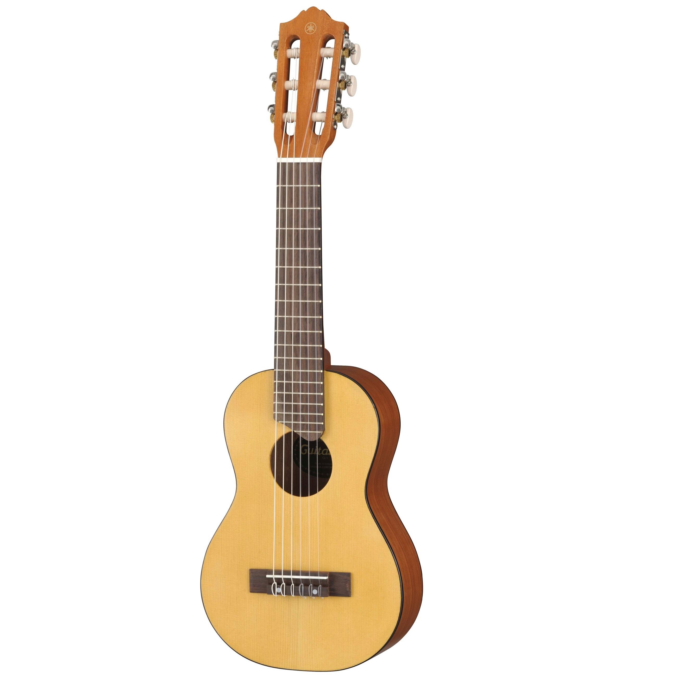 Schemi Elettrici Effetti Chitarra : Chitarra e ukulele yamaha ibrido guitalele gl