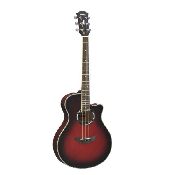 Chitarra Acustica Yamaha APX 500 III Amplificata a cassa stretta (5)