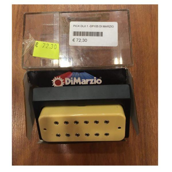 PICK-UP DiMarzio DLX-1 DP105 Cream PER CHITARRA ELETTRICA