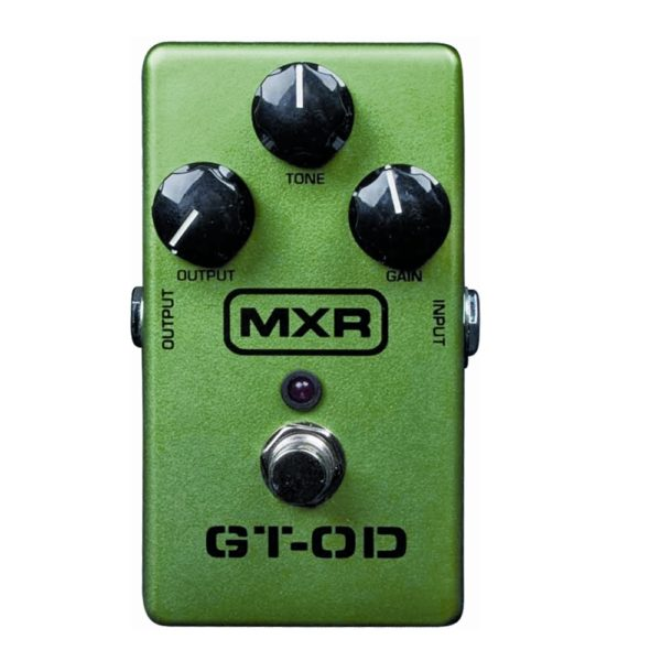PEDALE MXR M193 GT-OD Overdrive EFFETTO CRUNCH (1)