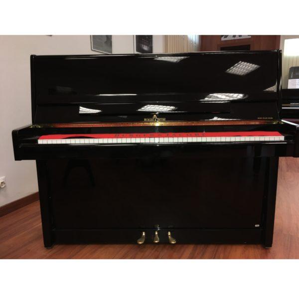 PIANOFORTE ACUSTICO Burger & Jacobi 118 VERTICALE A PARETE (1)